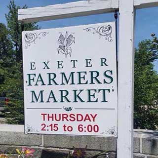 El Camino Foods at the Exeter Farmers' Market, Exeter NH